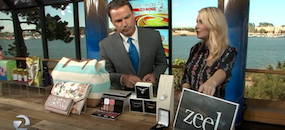 Zeel Massage On Demand in KTVU San Francisco, Mother