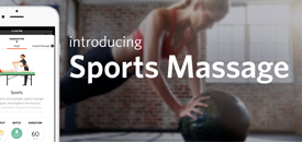 Zeel Launches On-Demand Sports Massage