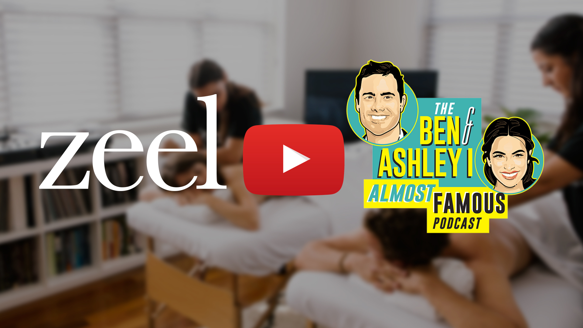 The Bachelor's Ben Higgins and Ashley Iaconetti Love Zeel Massages