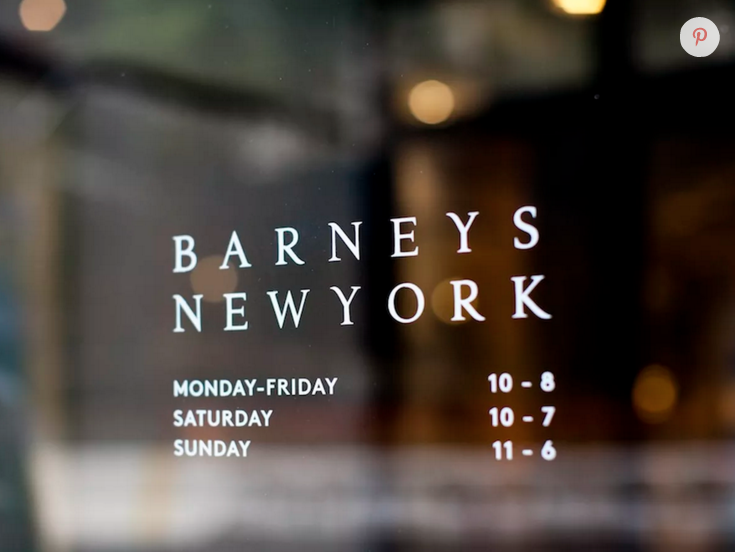 Barneys's First Saturday Series Is About Athleisure, Of Course