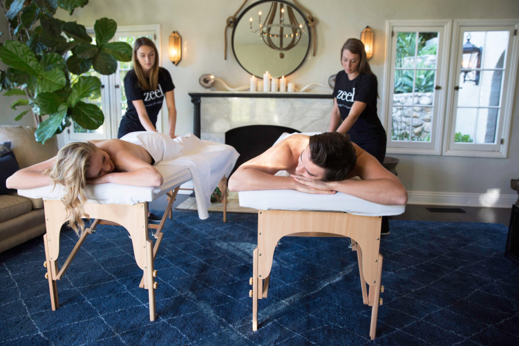 Feeling tense? An on-demand massage service is now available in Charlotte