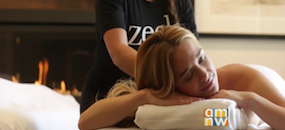 Zeel Massage On Demand in KATU AM Northwest, Valentine