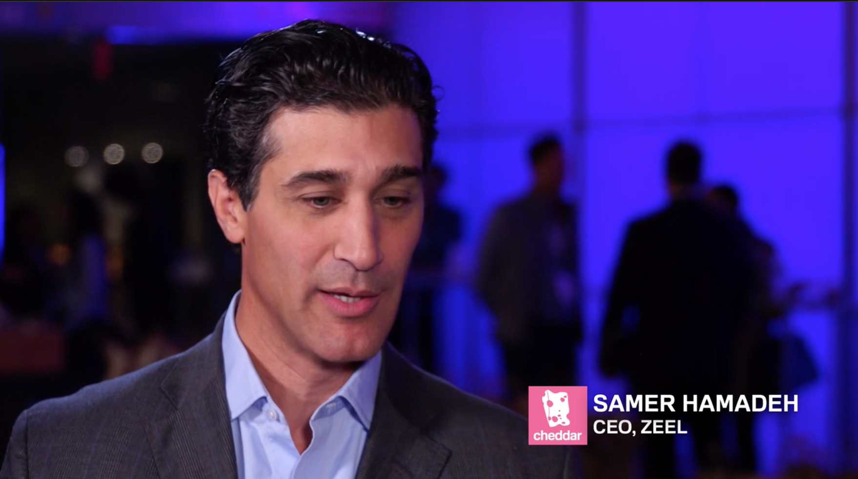 Zeel CEO Samer Hamadeh Talks About Disrupting the Personal Care Industry