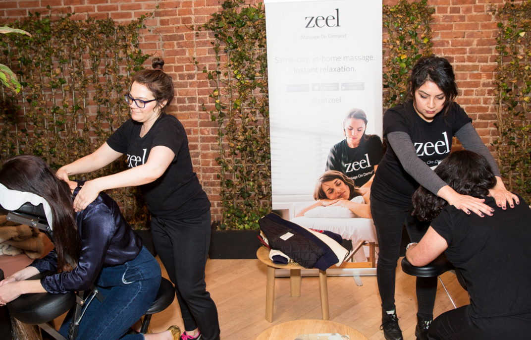 We Threw a Sleepless Sleepover at Our Pop-Up