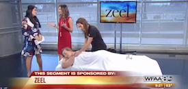 Zeel Massage On Demand in Good Morning Texas, Need a massage? Zeel comes to your home!