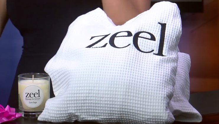 Zeel Massage for Mother's Day Gift - Fox 45 Baltimore