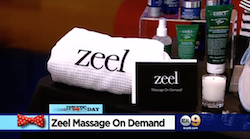 Zeel Massage for Father's Day