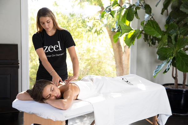 Experience The Tranquility of Zeel In-Home Massages