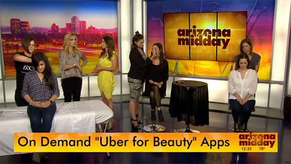 Uber for Beauty