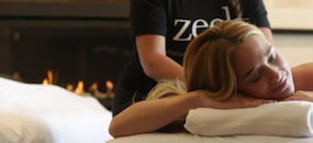 Zeel Massage On Demand in KTLA, 4 Apps to Deliver the Perfect Valentine's Day