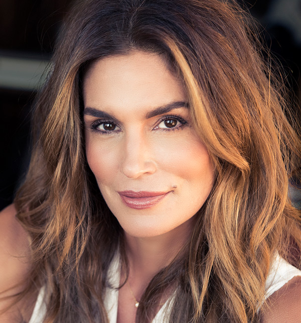 Cindy Crawford Joins Zeel As Brand Ambassador