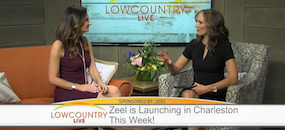 Zeel Massage On Demand in ABC 4 Lowcountry Live, Zeel Massage Launches in Charleston