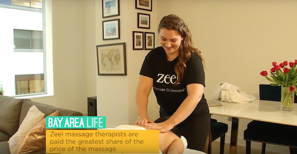 Zeel Massage in San Francisco | Bay Area LIFE