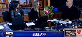 Zeel Massage On Demand in Good Day New York, Last-Minute Valentine
