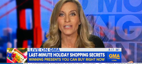 Good Morning America says Zeel is the Perfect Experience Gift