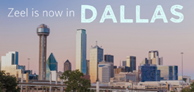 Zeel Massage On Demand Debuts In Dallas-Fort Worth