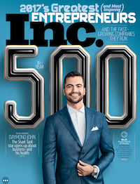 Inc. 500: Meet This Year's Fastest Growing Privately Owned American Companies