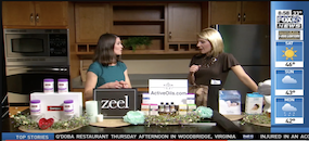 Zeel Massage On Demand in WBFF, Sleep Week with Zeel on FOX45